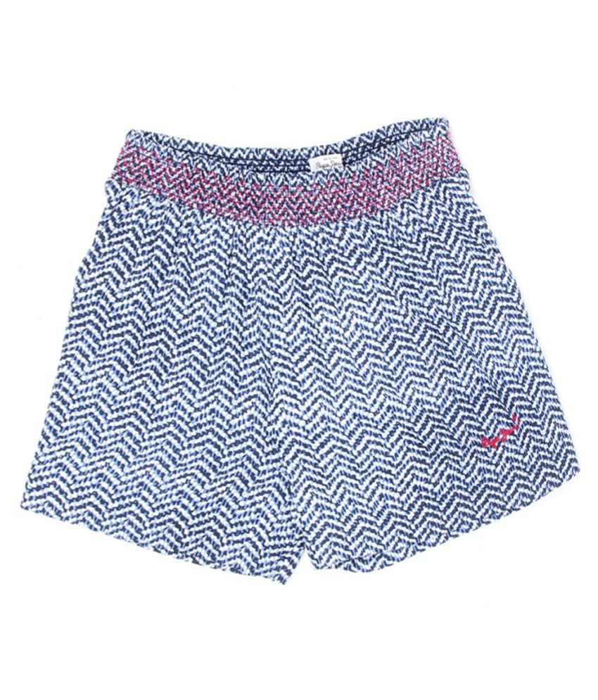 Pepe Jeans Girls Multi Short