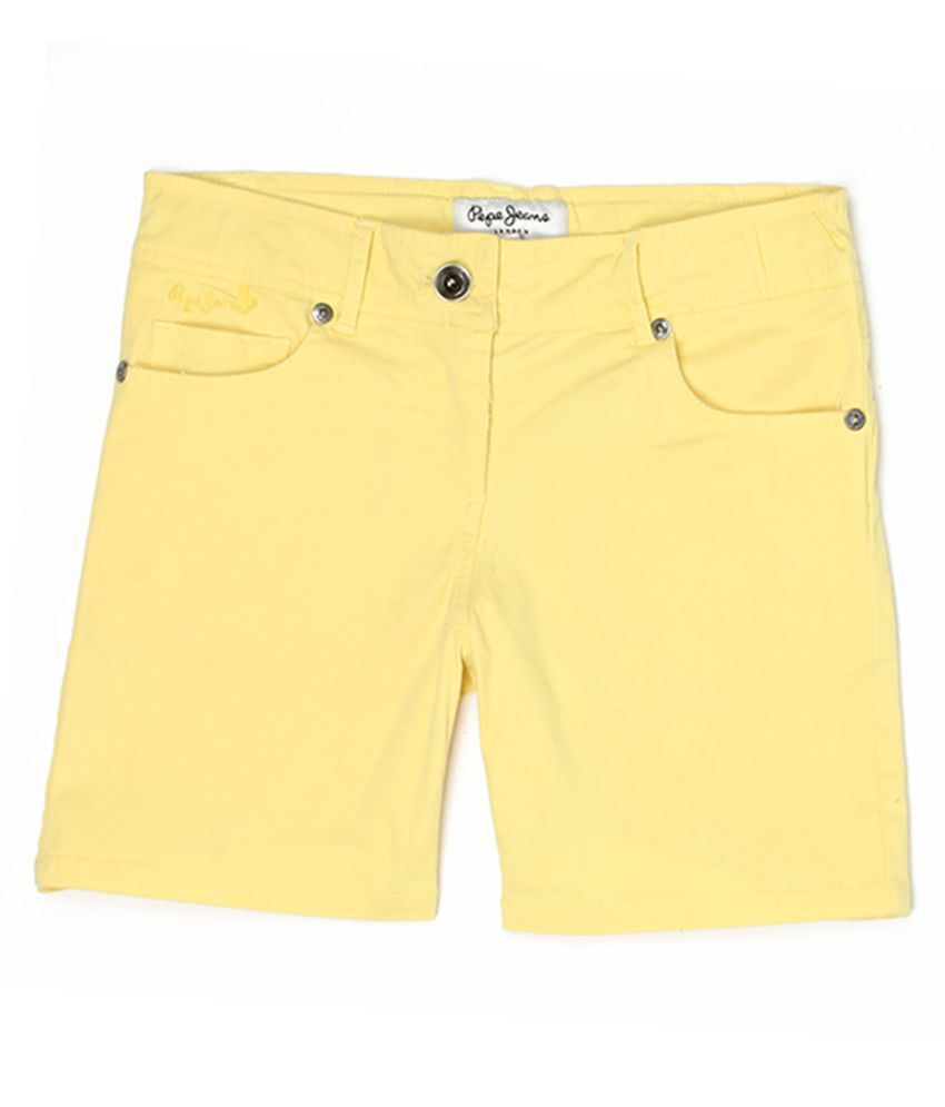 Pepe Jeans Girl Casual Shorts