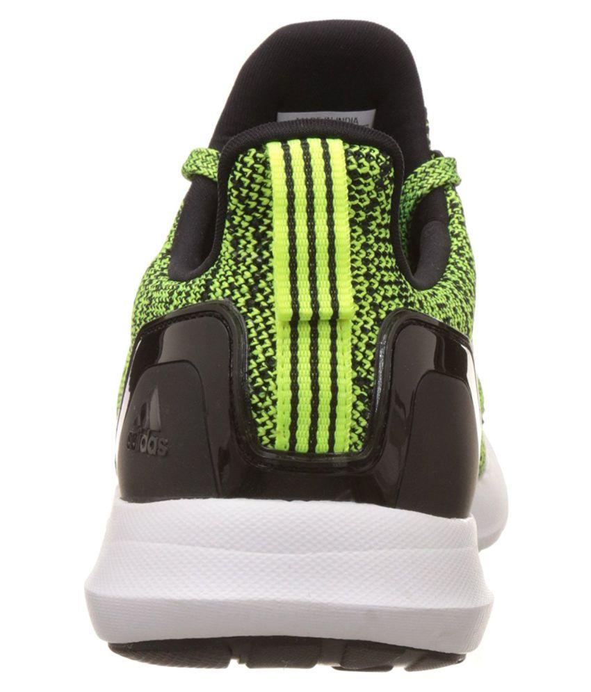 Adidas ZETA 1.0 M Green Running Shoes