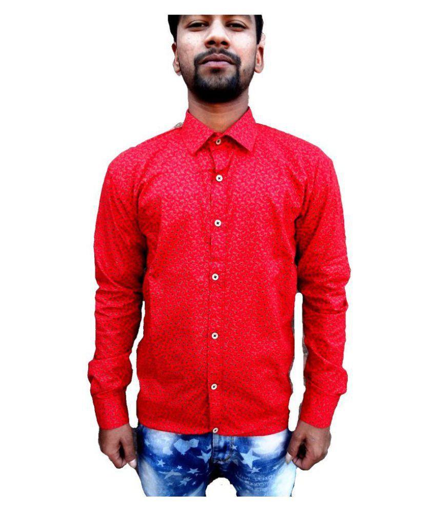 citi style Multi Regular Fit Shirt