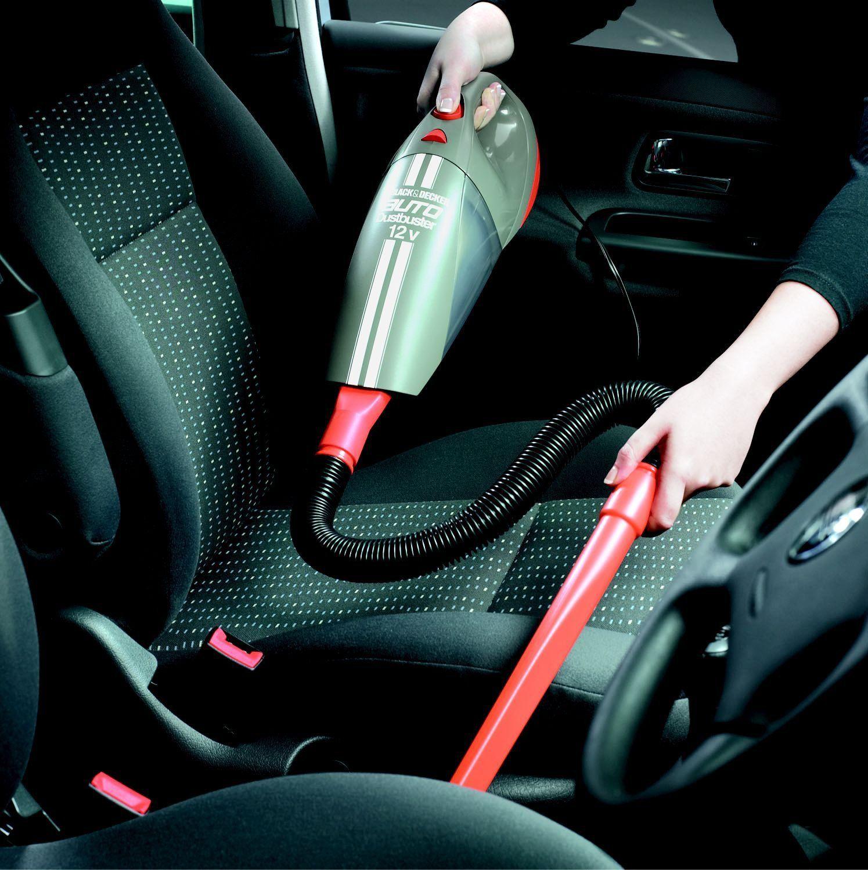 Black Amp Decker Acv1205 12 Volt Dc Cyclonic Auto Dustbuster