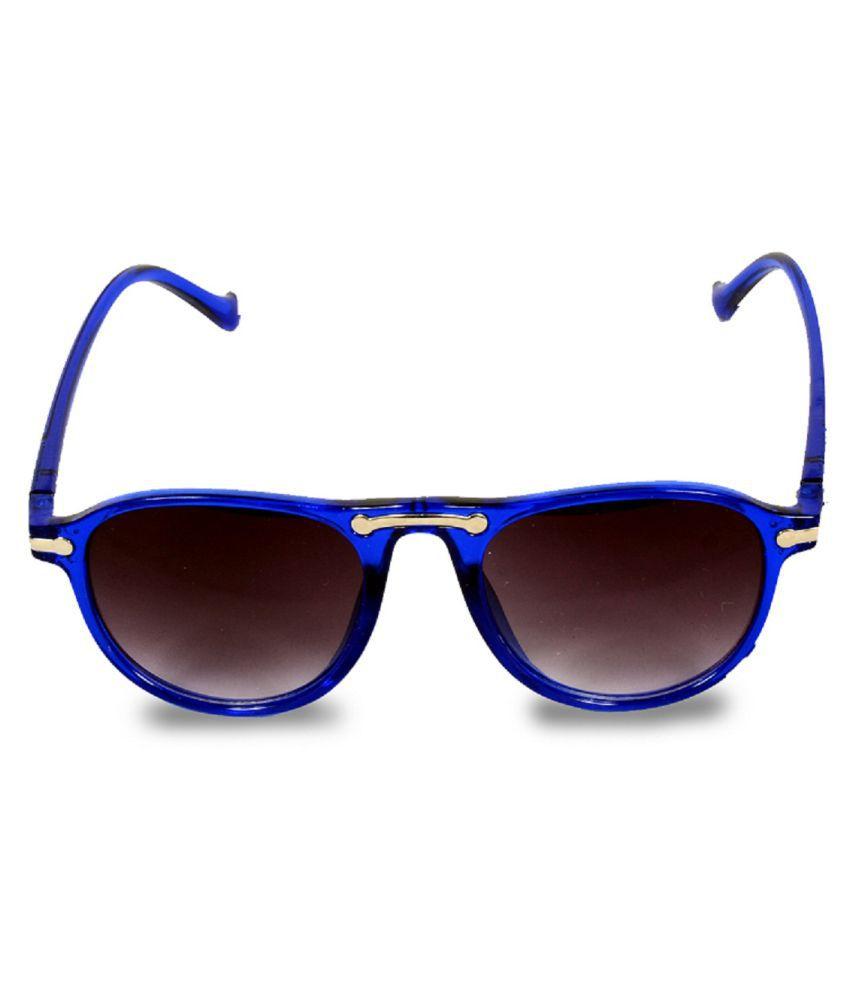 a482154355de0 Victoria Secret Multicolor Aviator Sunglasses ( VSI003001 )