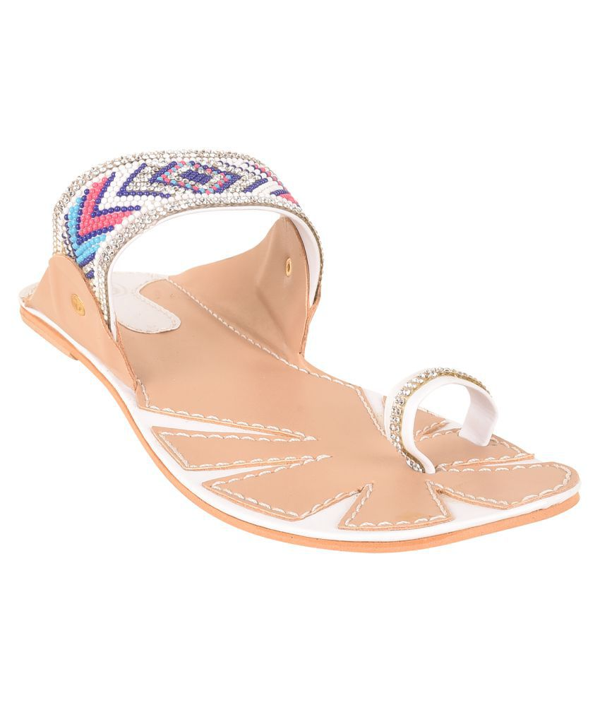 Shoeholic Multi Color Slippers