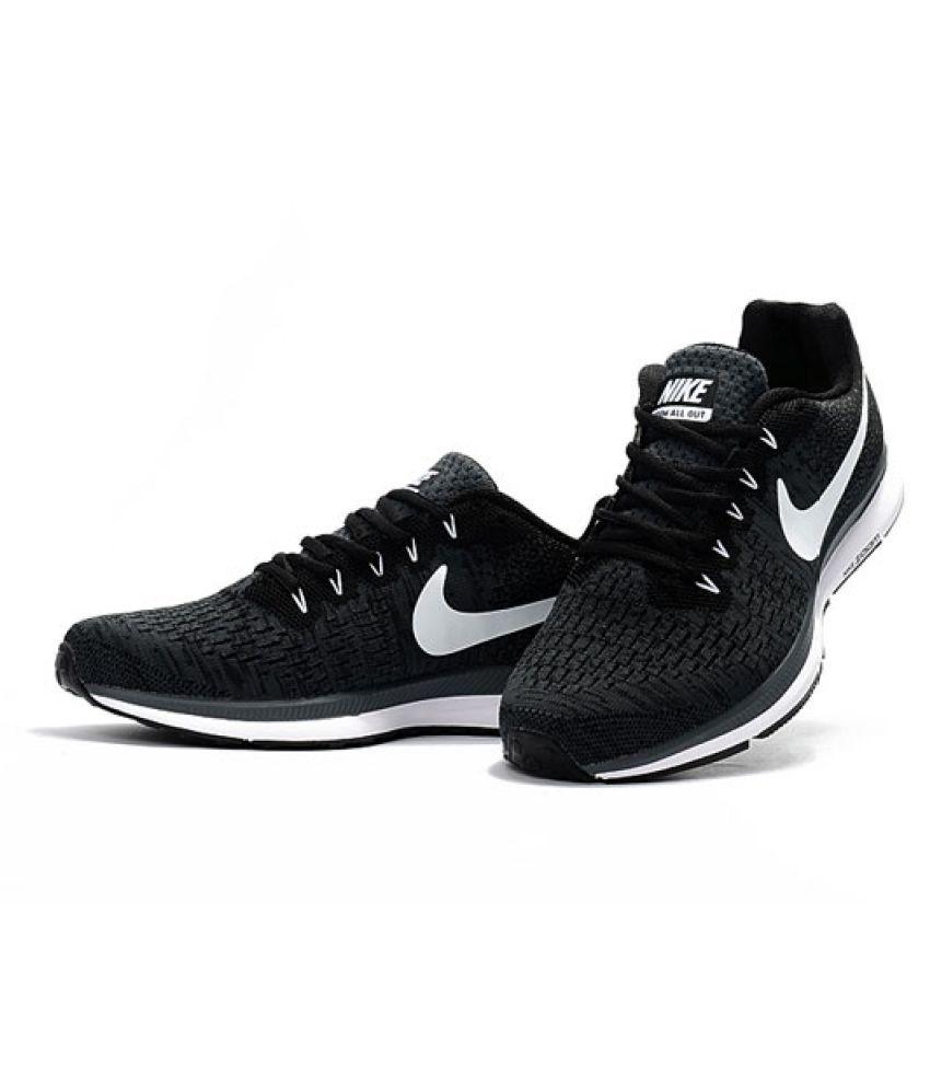 Buy Nike PEGASUS ALL OUT Black Running