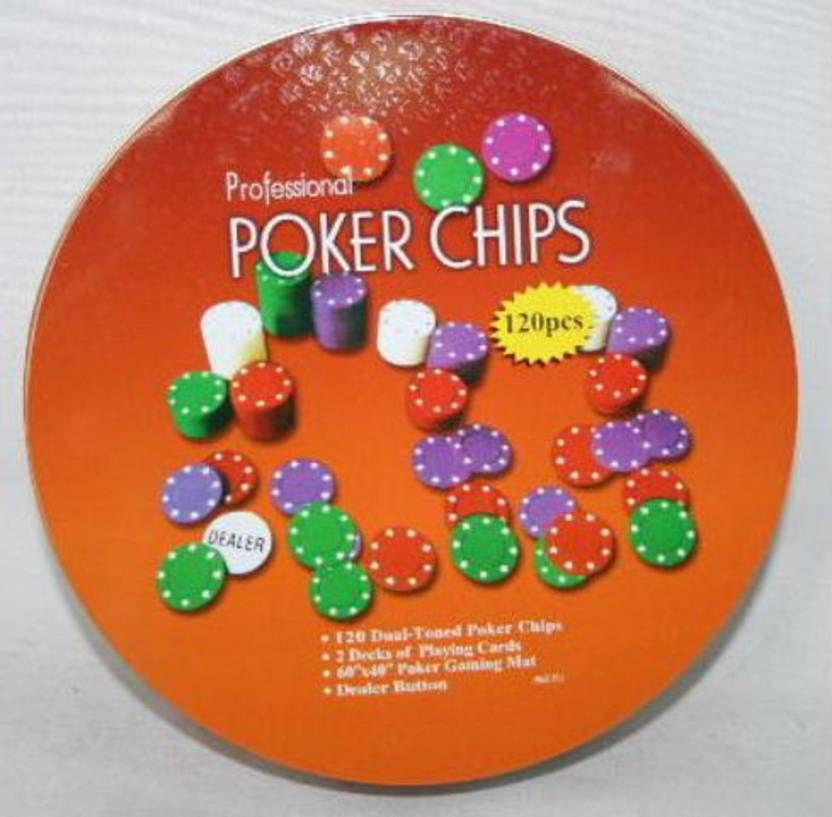 Blue Birds Other Plastic Porker Chips