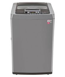 LG 6.5 Kg T7567NEDLH Fully Automatic Fully Automatic Top Load Washing Machine