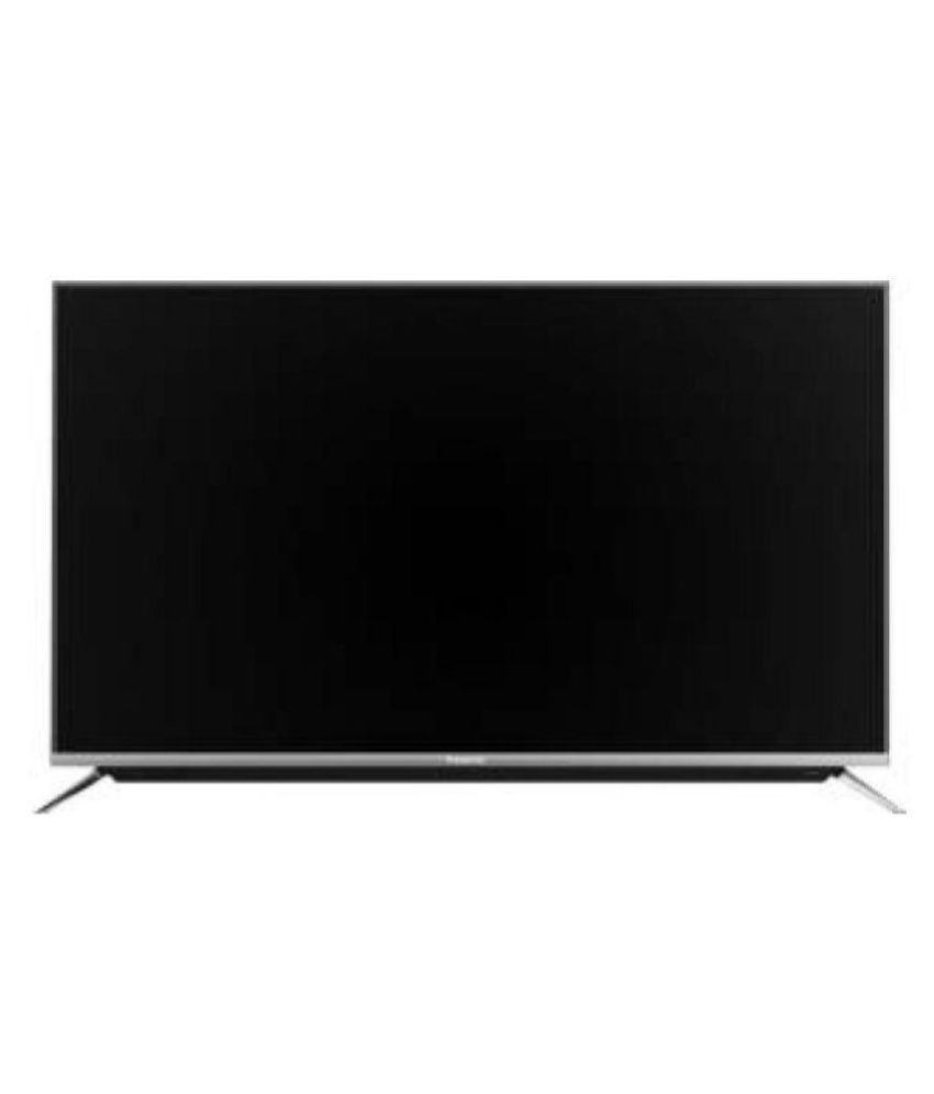 buy panasonic 55ex480dx 139 7 cm 55 ultra hd 4k led television online at best price in. Black Bedroom Furniture Sets. Home Design Ideas