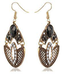 Sanaa Creations Non-Precious Metal Dangle & Drop Earing For Women