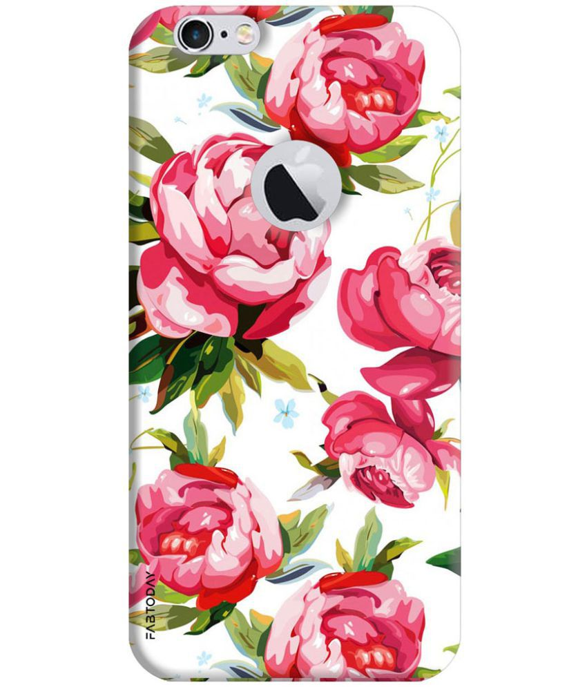 Apple iPhone 6 Plus Printed Cover By FAB TODAY
