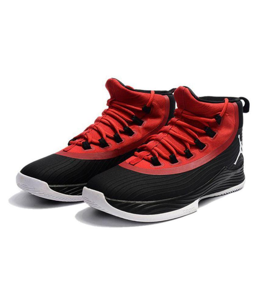 c34a239b60f Nike Jordan Ultra Fly 2 Red Basketball Shoes - Buy Nike Jordan Ultra ...