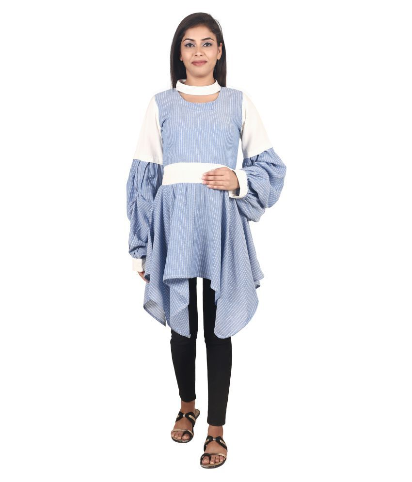 9teenAGAIN Cotton Maternity Wear Multi Color Tops