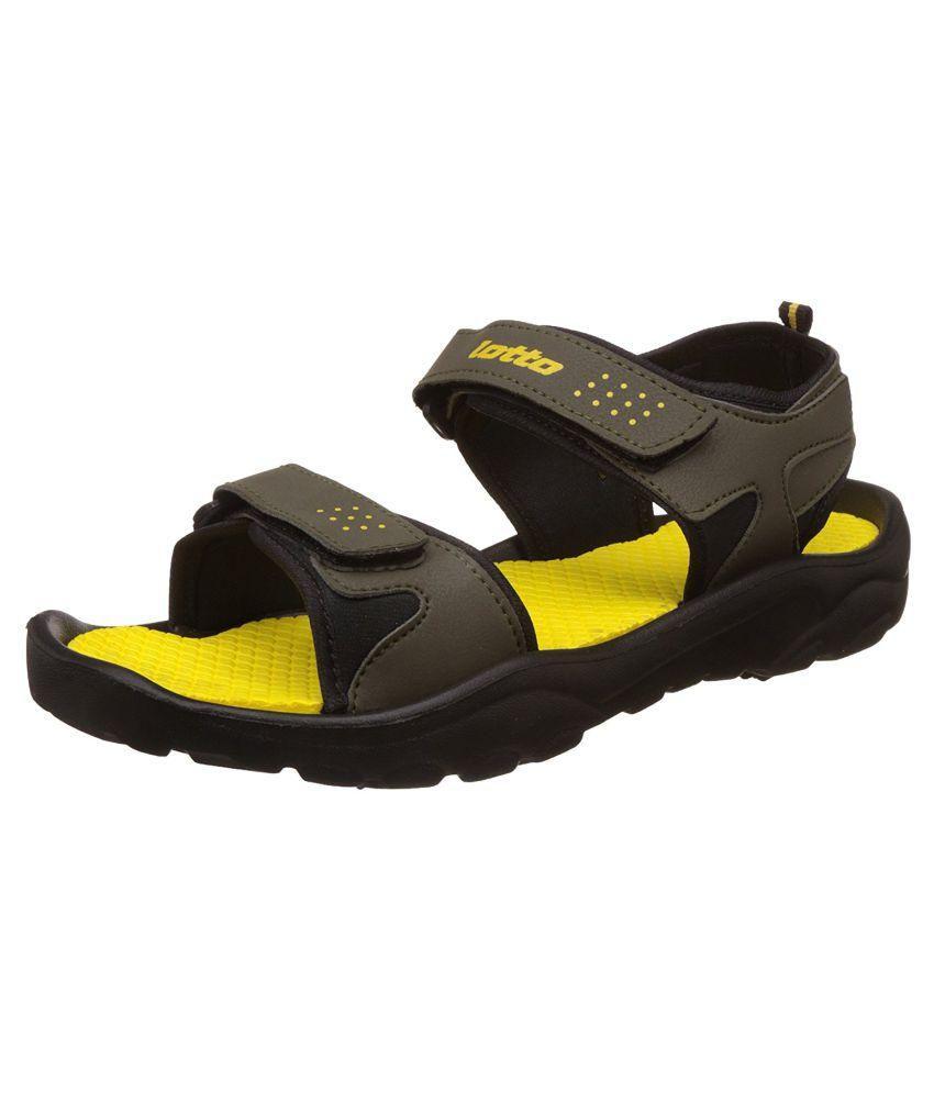 7306e0c5a Lotto Lotto Men s Sandals and Floaters Orange Sandals Price in India- Buy Lotto  Lotto Men s Sandals and Floaters Orange Sandals Online at Snapdeal
