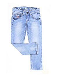 Pepe Jeans Boys Smoke Blue Casual Jean