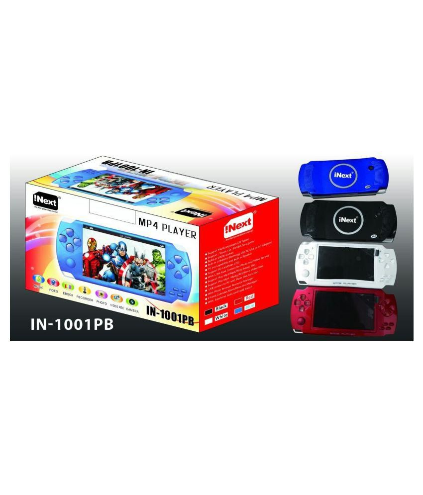 Inext PSP 4GB Console ( )