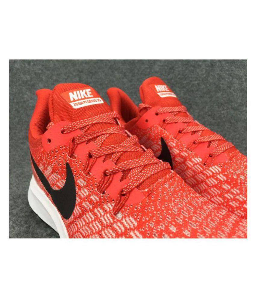 9d678a71ee520 Nike zoom 35 pegasus Orange Running Shoes - Buy Nike zoom 35 pegasus ...