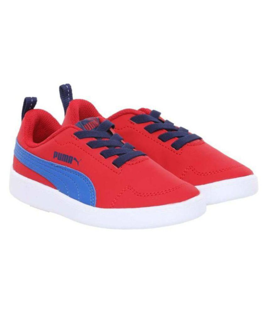Puma Boys   Girls Lace Sneakers Price in India- Buy Puma Boys   Girls Lace  Sneakers Online at Snapdeal ae274d399