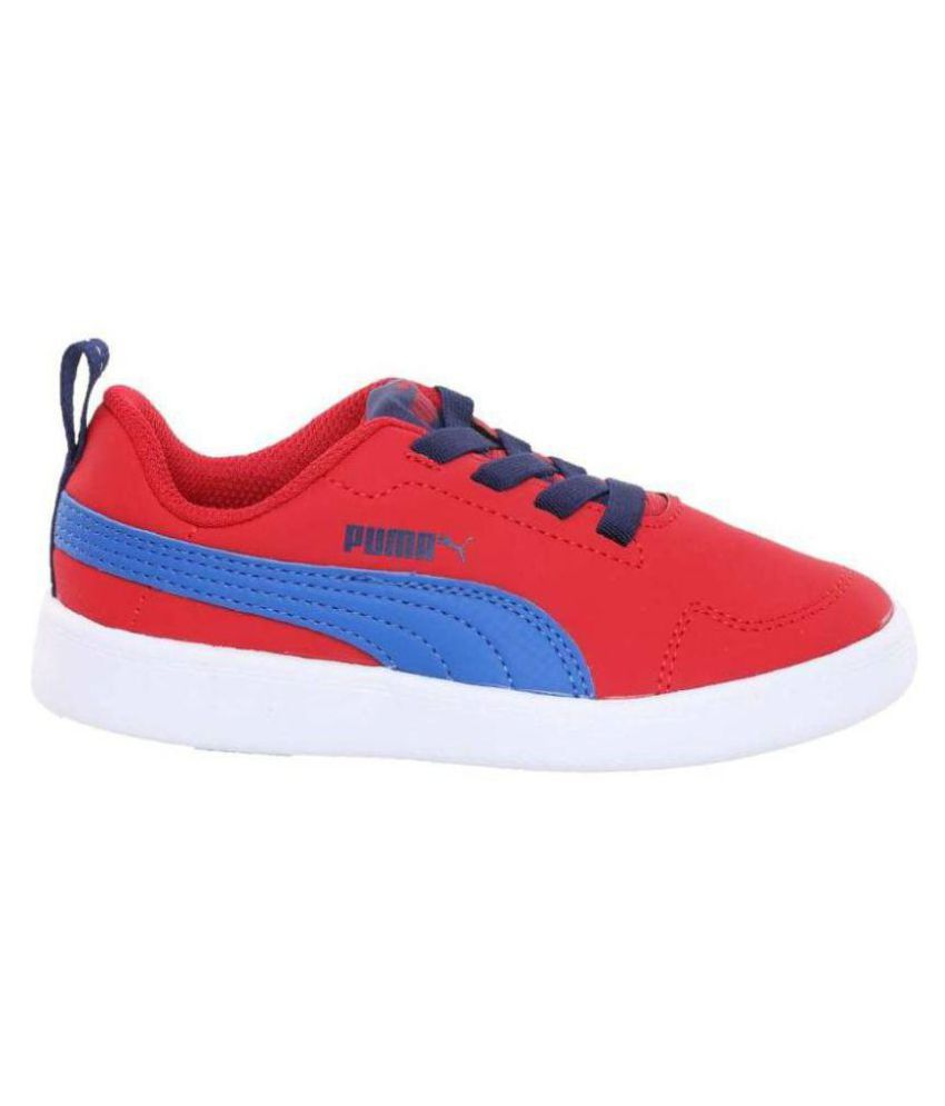 Puma Boys   Girls Lace Sneakers Puma Boys   Girls Lace Sneakers ... f25ab434c