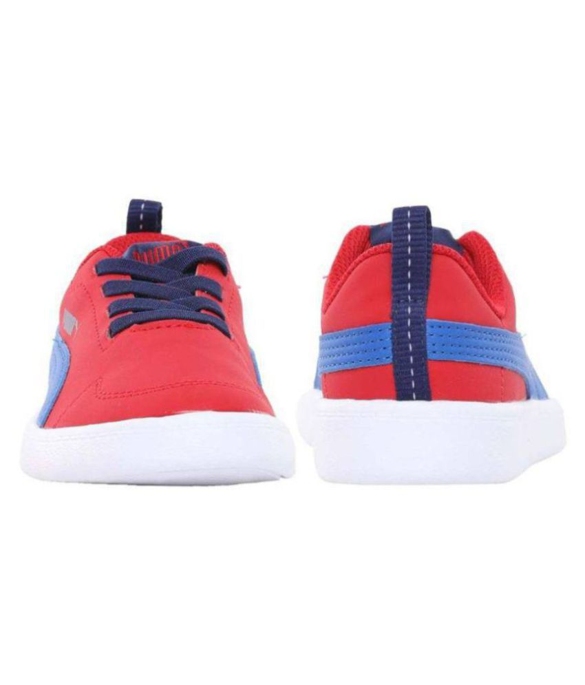 Puma Boys   Girls Lace Sneakers Price in India- Buy Puma Boys ... f40f71141