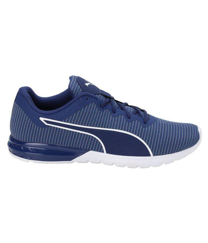 Puma Vigor Blue Running Shoes - Buy Puma Vigor Blue Running Shoes ... b367386c9