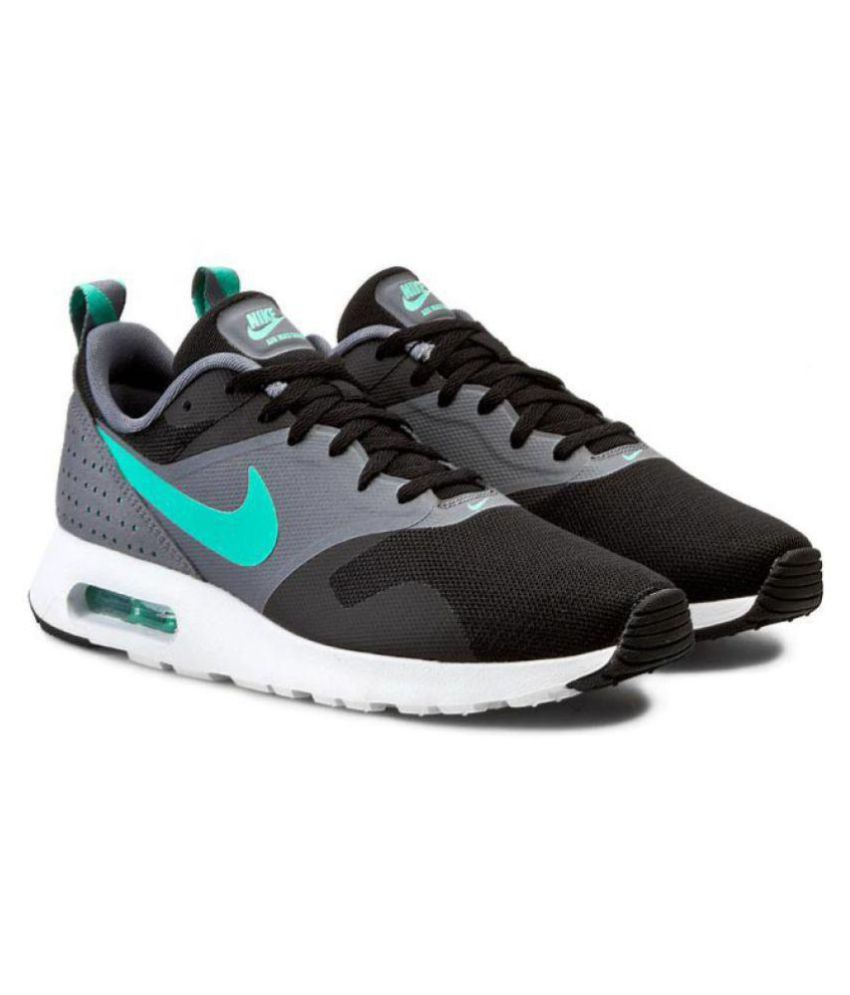 cd7e8a863f Nike Airmax Tavas Green Running Shoes - Buy Nike Airmax Tavas Green Running  Shoes Online at Best Prices in India on Snapdeal