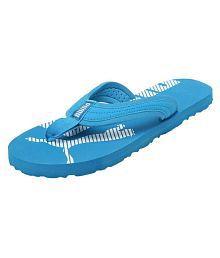 Puma EPIC FLIP V2 IDP UNISEX Blue Thong Flip Flop