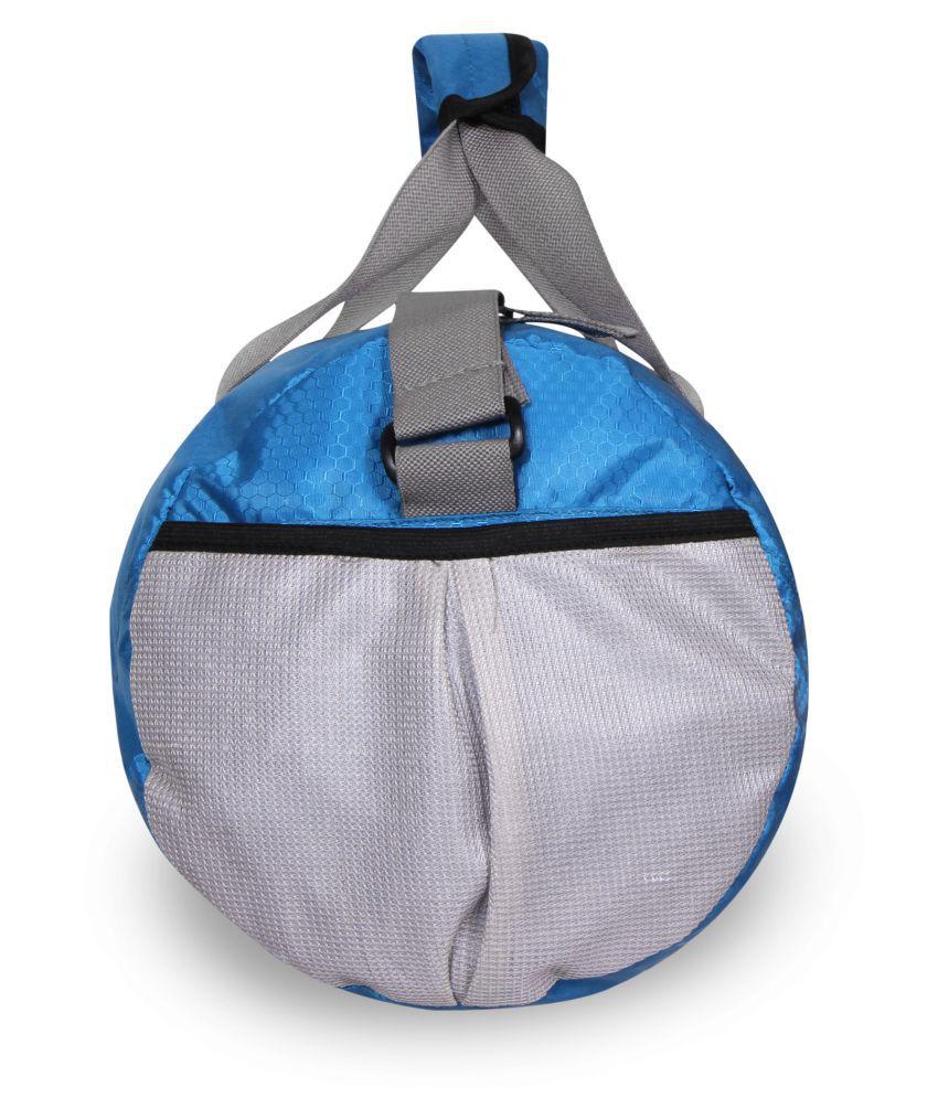 ba44f0e2af7f Nivia Medium Polyester Gym Bag-5183SG - Buy Nivia Medium Polyester ...