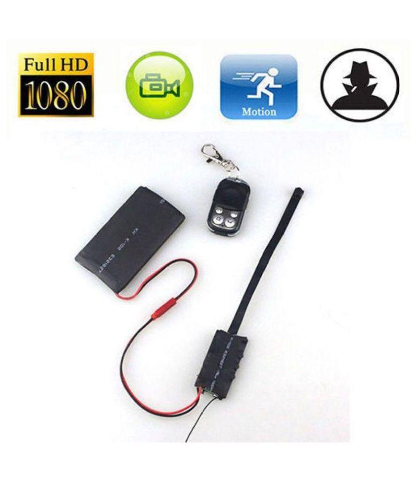 SAFETYNET Remote Control 1080P HD Hidden SPY Camera USA/EU Plug Charger Nanny Camera video Recorder Mini DV DVR Motion Detection