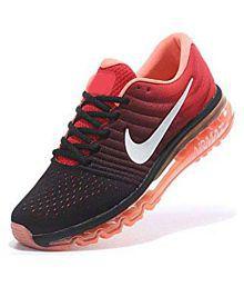 Nike AIRMAX 2017 ALL COLOUR Orange Running Shoes