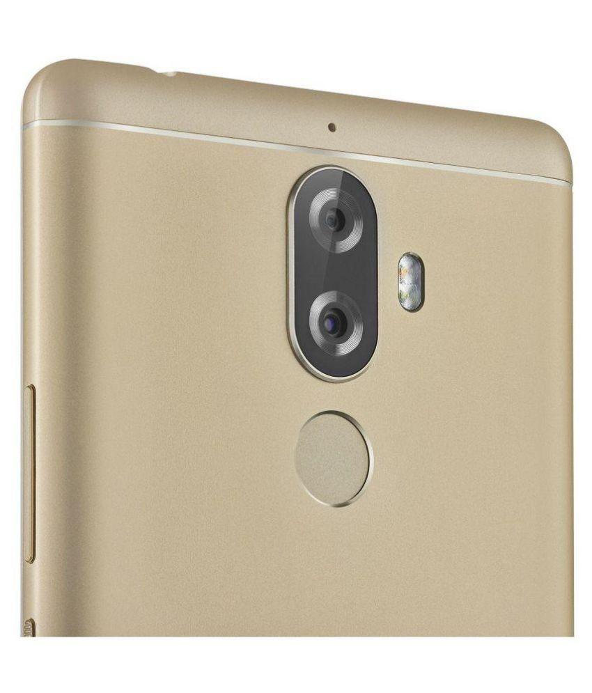 Lenovo K8 NOTE ( 64GB , 4 GB ) Gold