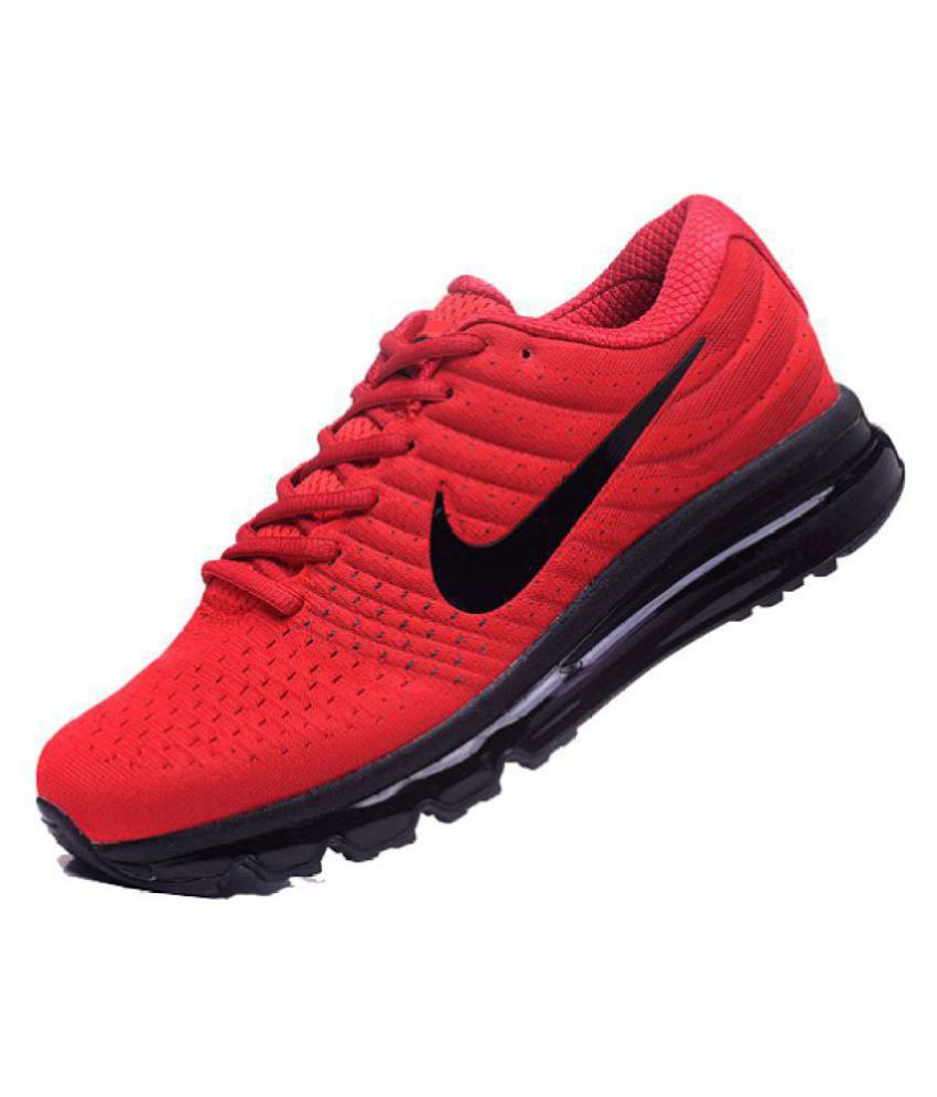 Nike Shoes Air Max Men In Red