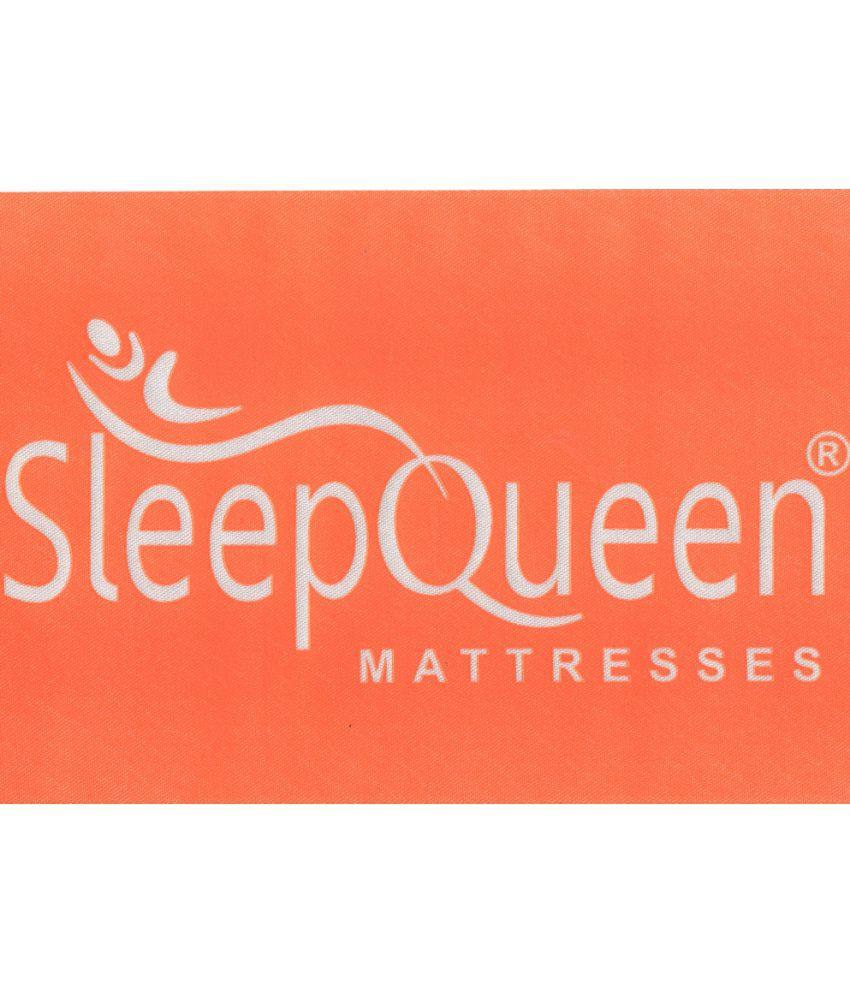 sleep queen myra quantam 10 cm 4 in foam mattress buy sleep queen
