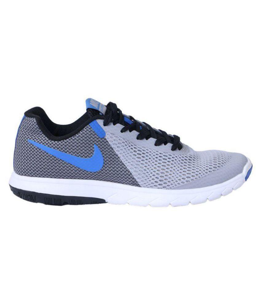 261ca38f0e911 Nike Men s Flex Experience RN 5 Blue Running Shoes - Buy Nike Men s ...