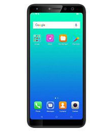 Micromax Canvas Infinity Pro (Black, 64 GB) (4 GB RAM)