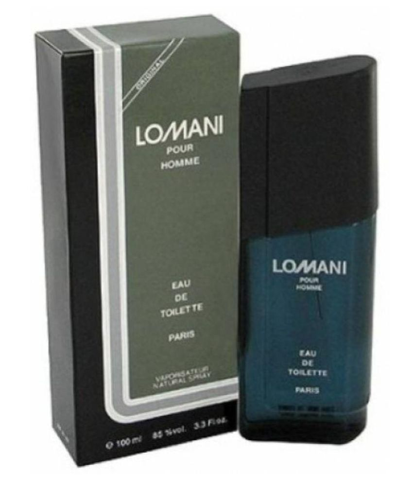 Lomani Pour Homme 100 Ml Men Edt Buy Online At Best Prices In India