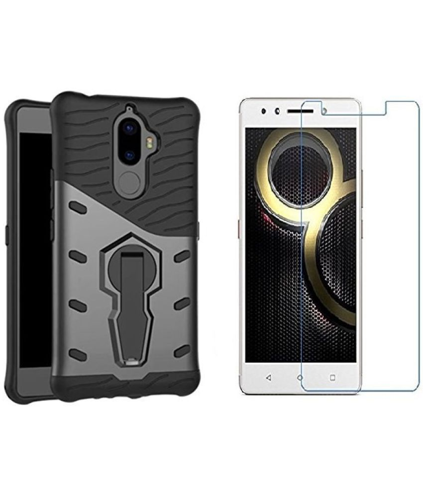 quality design 07f34 aafda Lenovo K8 Plus Cover Combo by Colorcase - Mobile Cover Combos Online ...