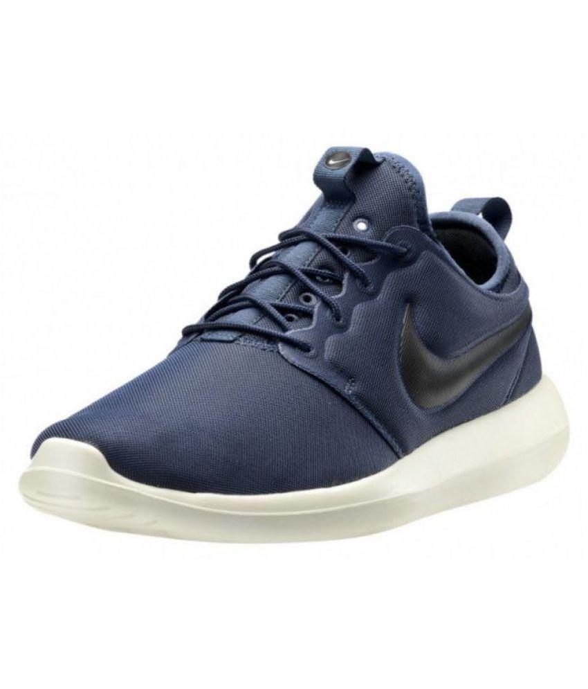 Nike Roshe Two Blue Running Shoes - Buy Nike Roshe Two ...