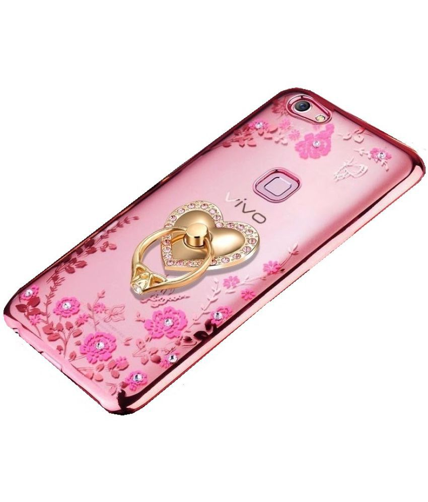 new arrive 46d38 1338e Vivo V7 Printed Cover By Fonovo