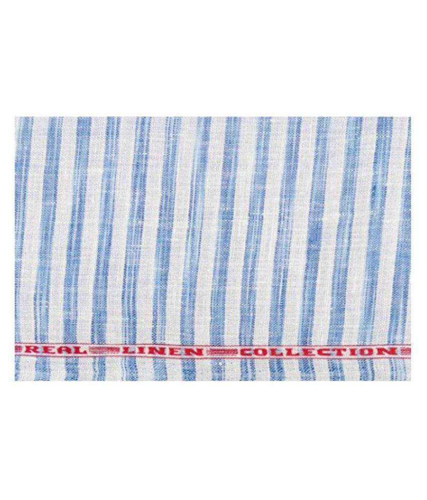 bea699bfe89 Raymond Blue Linen Unstitched Shirt pc Raymond Blue Linen Unstitched Shirt  pc ...
