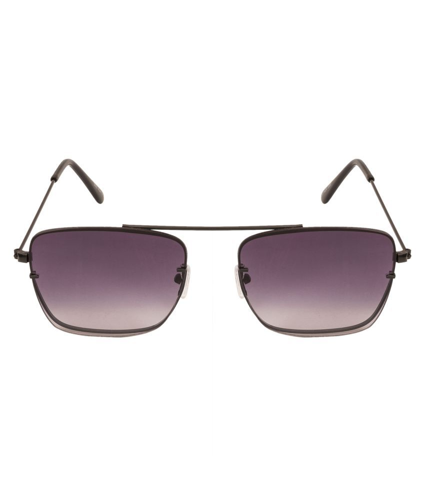 2a9688573c8 Arzonai Black Square Sunglasses ( MA-2222-S3 ) - Buy Arzonai Black ...