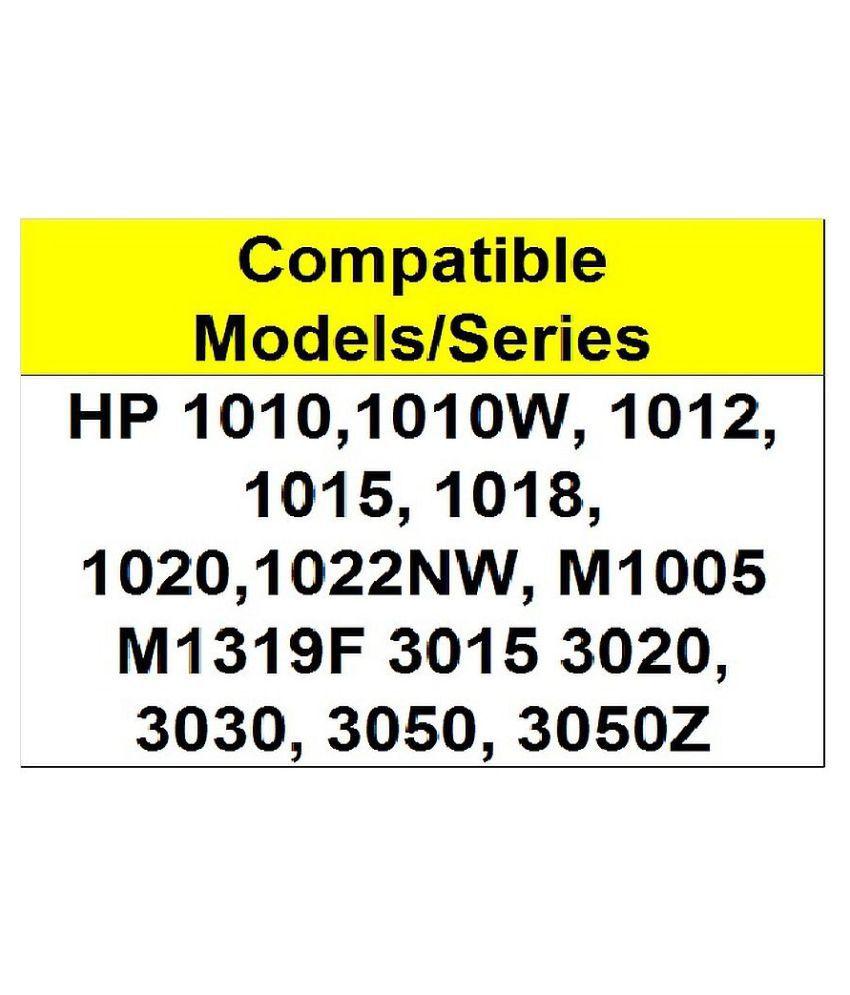 Print Star 12a Q2612a Black Toner Cartridge Pack Of 2 Buy Compatible 1020