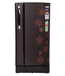 Godrej 221 Ltr 3 Star RD EDGE 221 CT 3.2 Single Door Refrigerator - Red