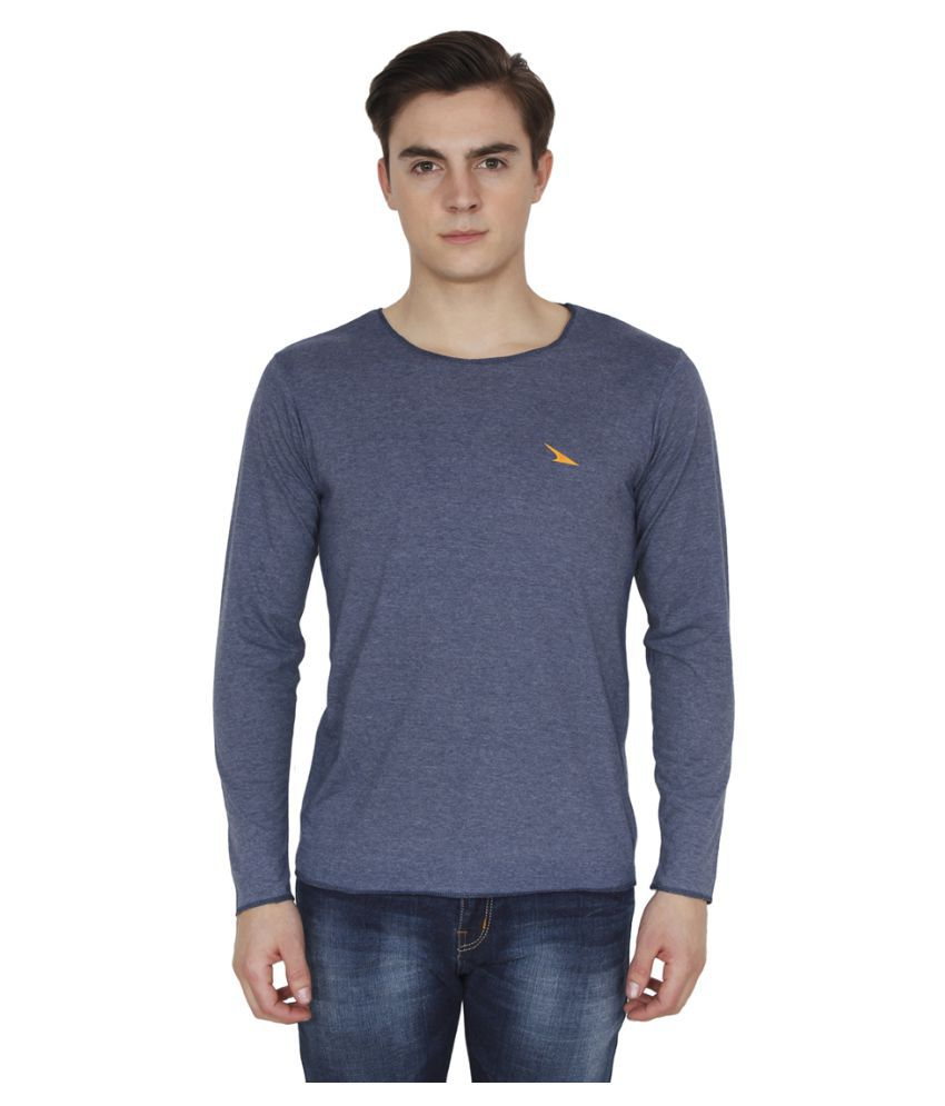 PRO Lapes Navy Round T-Shirt