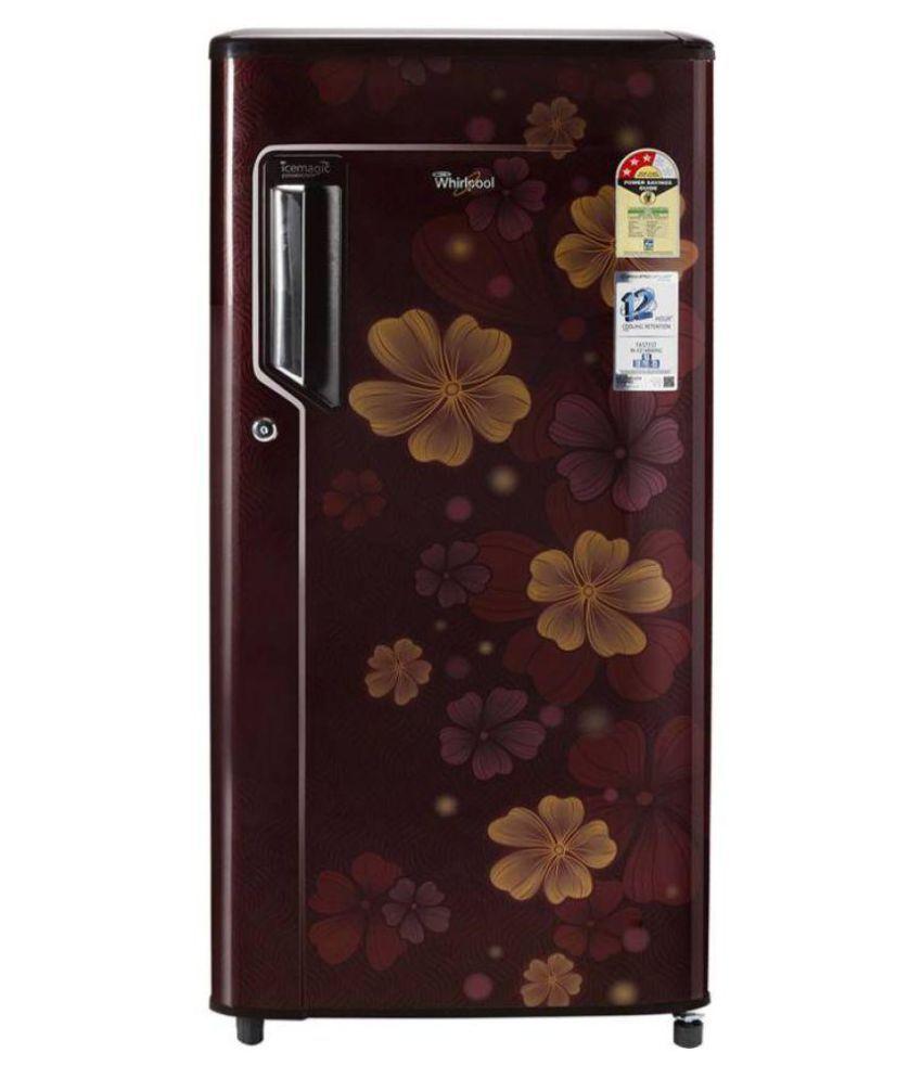 Whirlpool 190 L Direct Cool Single Door Refrigerator Wde