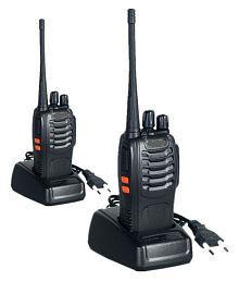 Baofeng Bf-888S Two-Way Radios Walkie-Talkies Long Range Handheld Radios