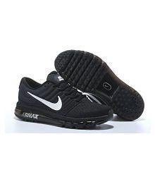 Nike Air Max 2017 Black Running Shoes