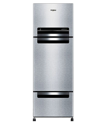 Whirlpool 330 Ltr 5 Star 343d Protton Roy Triple Door Refrigerator - Steel