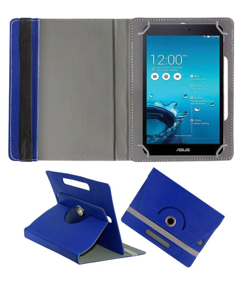 Asus Fe380Cg-1G046A/1G052A Fonepad 8 Flip Cover By Fastway Blue