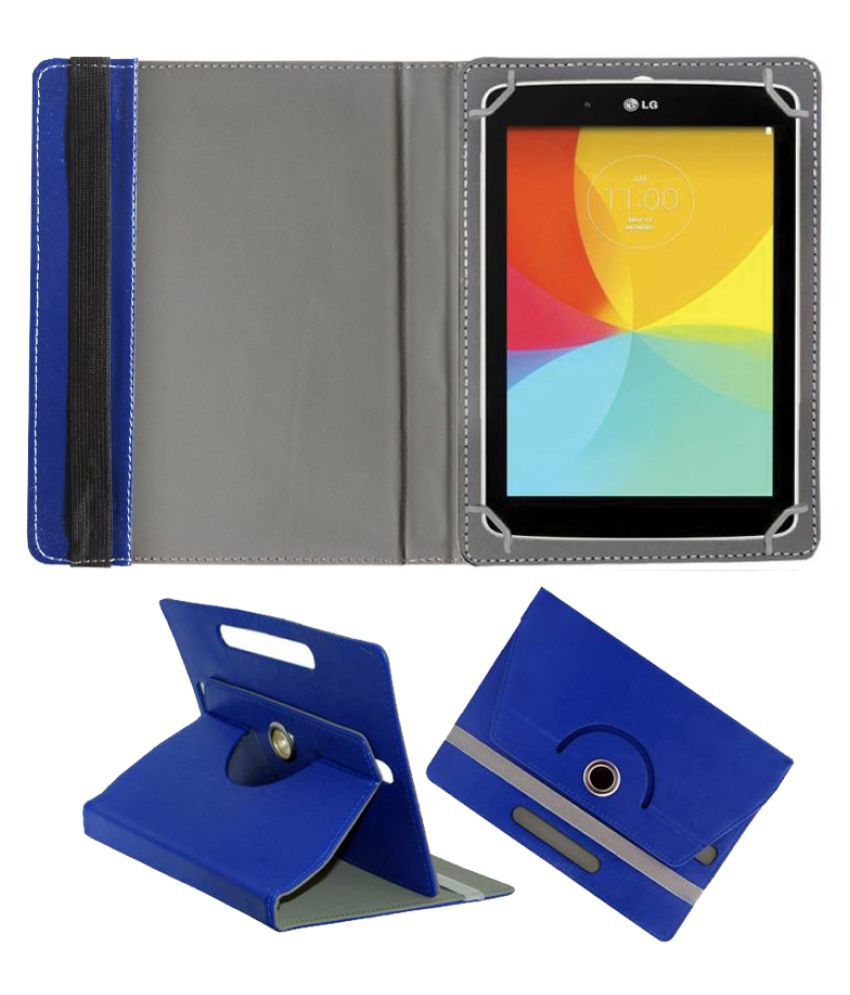 Lg G Pad 8.0 Flip Cover By Fastway Blue