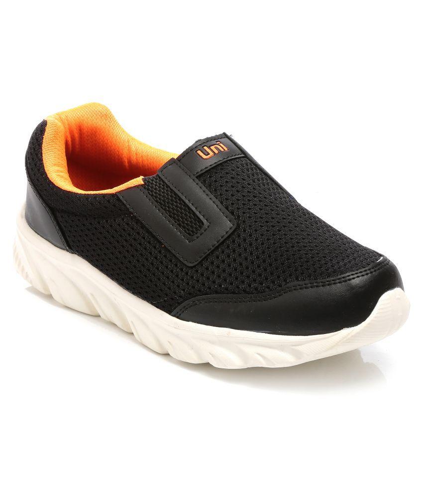 discount popular low price online Unistar Nepal_052_Black-Orange Outdoor Multi Color Casual Shoes discounts sale online classic sale online cheap store frlpuyoUr0