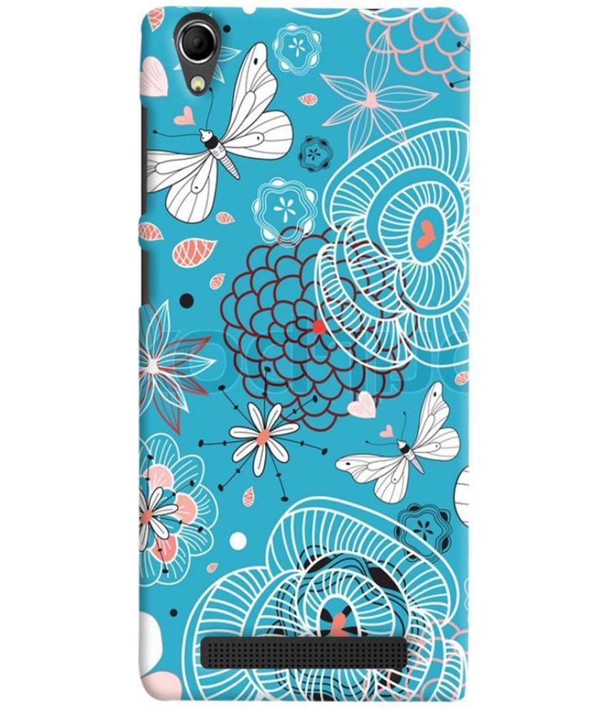 Intex Aqua Power Plus Printed Cover By Case King